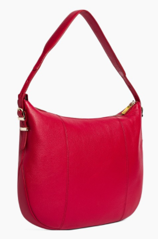 f12c2a520a SAC HOBO GM LE TANNEUR CAPUCINE ROUGE AMOUR TAK1403R01 www.solene -maroquinerie.fr