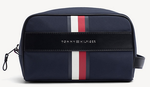TROUSSE DE TOILETTE ELEVATED TOMMY NAVY TOMMY HILFIGER  AM0AM04519 413 www.solene-maroquinerie.fr