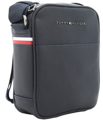 SACOCHE TOMMY HILFIGER ESSENTIAL SKY CAPTAIN AM0AM05274 CJM www.solene-maroquinerie.fr