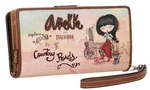 PORTEFEUILLE LONG ANEKKE ARIZONA LONG WALLET 30709-01 ARC www.solene-maroquinerie.fr