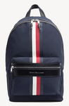 64a1ecbe39 SAC A DOS ELEVATED TOMMY NAVY BACKPACK TOMMY HILFIGER AM0AM04421 413 www. solene-maroquinerie