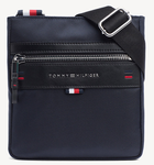 SACOCHE EN BANDOULIERE TOMMY HILFIGER ELEVATED AM0AM02965 413 www.solene-maroquinerie.fr