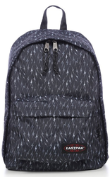 EK767 95W LIGHTNING BLACK SAC A DOS EASTPAK OUT OF OFFICE www.solene-maroquinerie.fr
