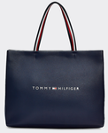 SAC CABAS FOURRE-TOUT TOMMY SHOPPER TOTE AW0AW08418 CJM www.solene-maroquinerie.fr
