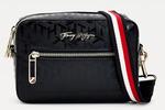 PETIT SAC REPORTER ICONIC À LOGO SIGNATURE TOMMY HILFIGER ICONIC TOMMY CAMERA AW0AW09653 DW5 www.sol