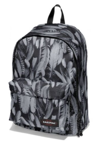 SAC A DOS EASTPAK OUT OF OFFICE 58I PLUME GREY